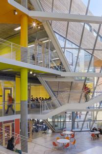 SRG Partnership and Behnisch Architekten design the Karl Miller Center