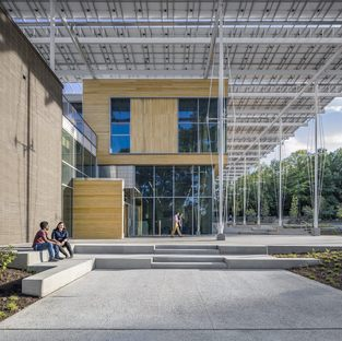 The Kendeda Building for Innovative Sustainable Design by Lord Aeck Sargent with The Miller Hull Partnership