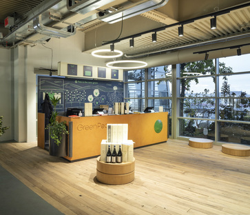 Green Pea in Turin, for all-round sustainability
