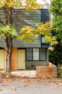 Wittman Estes's Tsuga Townhomes receives the AIA National Housing Award 2021