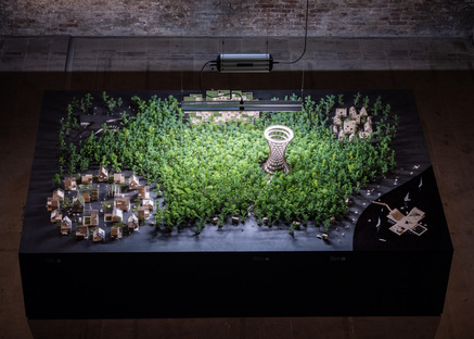 Ego to Eco, an installation by Studio EFFEKT at Biennale di Venezia