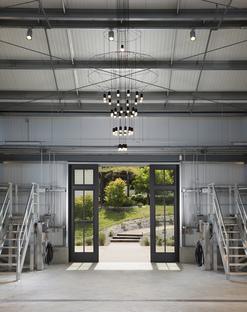 Theorem Winery by Richard Beard Architects