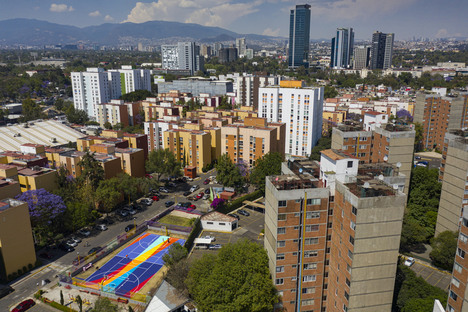 UNIÓN, a project by Boa Mistura and Myke Towers that unites six countries through art