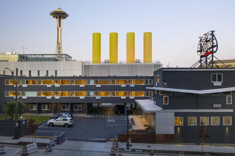 The Civic Hotel in Seattle: the past revisited by Wittman Estes
