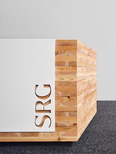 SRG Partnership studio Portland offices