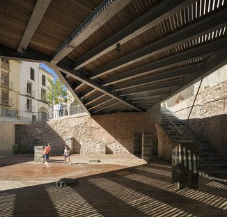 Winners of the 5th European Award for Architectural Heritage Intervention