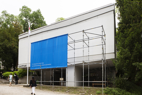 Co-ownership of Action: Trajectories of Elements, the Japanese pavilion at the 2021 Biennale