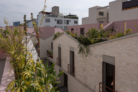 CPDA Arquitectos' Jardin Escandón connects architecture with nature