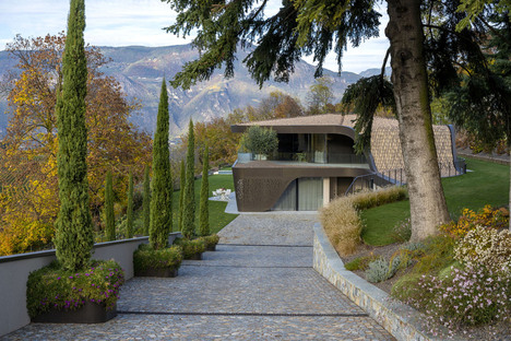 Villa EB: a reclamation project characterised by formal harmony