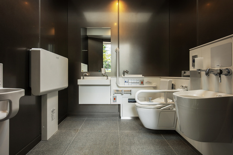 THE TOKYO TOILET, new public toilets now ready in Shibuya