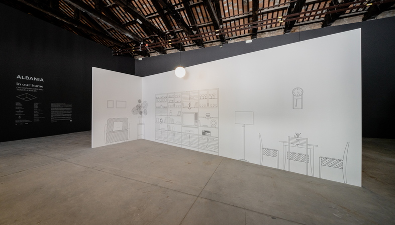 In our Home: the Albanian Pavilion at the 17th Architecture Biennale