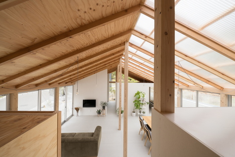 A beautiful and economical house in Japan
