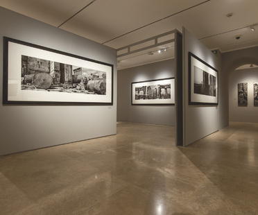 Radici, an exhibition by Josef Koudelka at the Ara Pacis in Rome