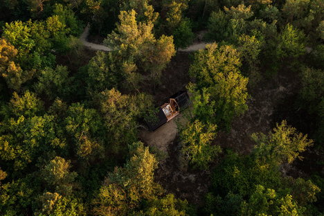 ANNA Stay, a dynamic cabin by Casper Schols
