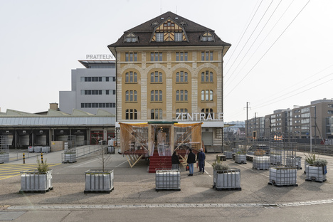 Oræ - Experiences on the Border, Swiss Pavilion at the 17th Architecture Biennale