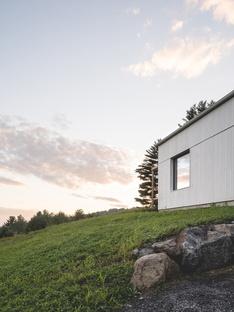 Saltbox Passive House by Atelier L'Abri
