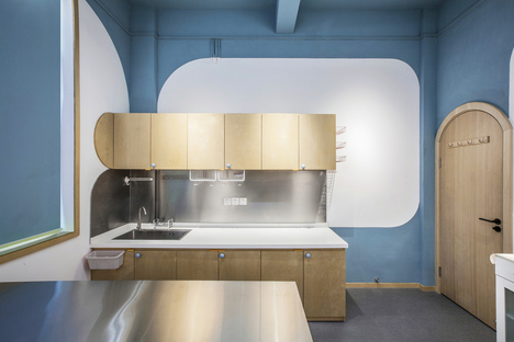 Architecture that helps, Snail Baby Growth Center by TOWODesign