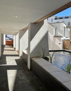Latheram House by Proctor & Matthews Architects