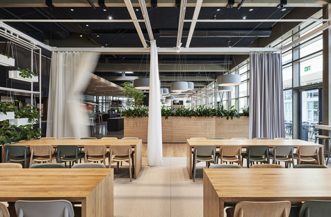 Beyond the convivial place, blocher partners for the Viessmann Group