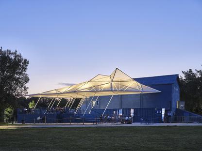 Atelier YokYok designs Station Nuage in Saint Sébastien sur Loire