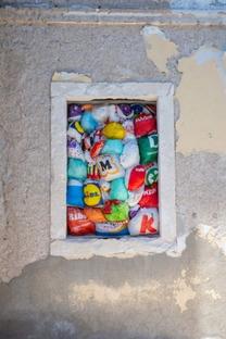 LuzInterruptus The Plastic We Live With at the Jelsa Art Biennial