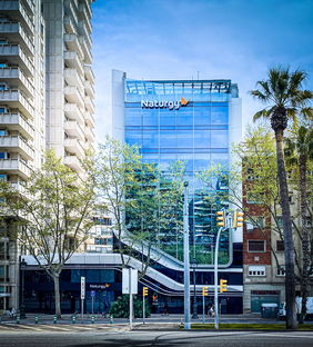 Sustainable transformation, D525 Barcelona designed by Sanzpont Arquitectura