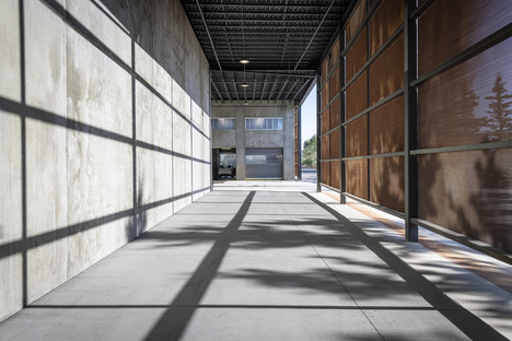 Rethinking an infrastructure from an environmental point of view, CLB Architects