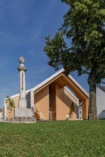 Building for community, smartvoll in Großweikersdorf, Austria