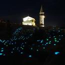 DROPS installation designed by Cosimo Scotucci in Caorle, Italy
