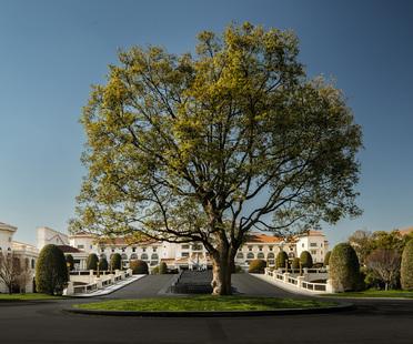 Suning Zhongshan Golf Resort, a CCD renovation in Nanjing