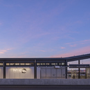 Public water transport in Seattle, new terminal designed by SRG Partnership