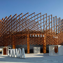 TRACES exhibition designed by KANVA studio in the Canadian Pavilion at World Expo 2020 Dubai