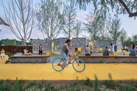 Songzhuang Micro Community Park by Crossboundaries