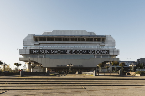 The Sun Machine is Coming Down Event at the ICC Berlin