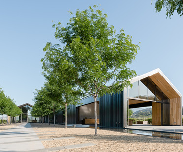 MFLA Landscape Design Studio and the most sustainable winery in the USA