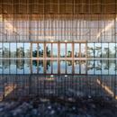House of Wisdom designed by Foster+Partners seen through Shoayb Khattab's lens