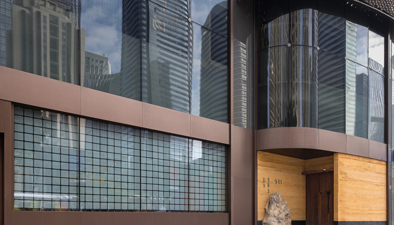 Shoku-tei Sushi restaurant in Shenzhen designed by NATURE TIMES ART DESIGN