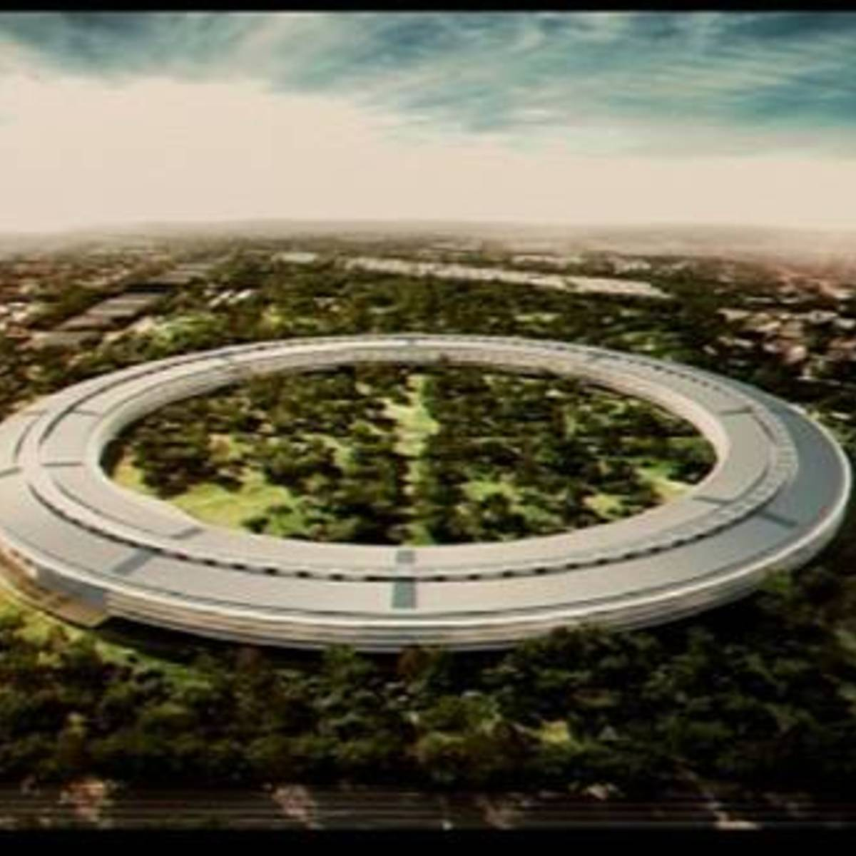 New Apple Campus wants to be green   Livegreenblog