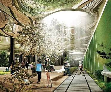 Abandoned underground station could become neighborhood park