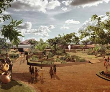 Sustainable secondary school for village in Burkina Faso