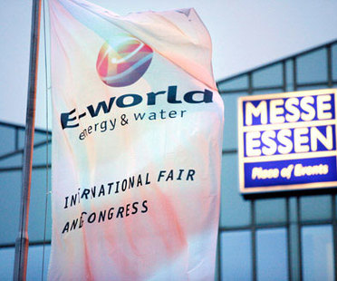 Trade fair: E-world Energy & Water and the
