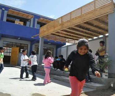 Maria Auxiliadora School: a sustainable reconstruction project for a better future