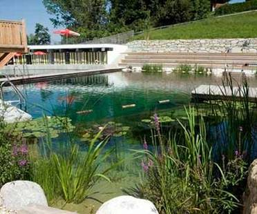 """A natural swimming pool for """"green"""" fun"""