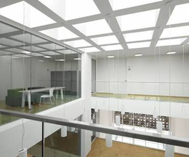 Transferzentrum Adaptronik of the Fraunhofer Institut in Darmstadt, Germany
