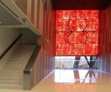 Caja Vital Headquarters. Mozas+Aguirre Arquitectos