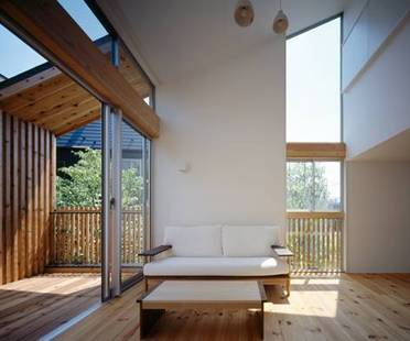 Seirinkyo Houses – duplex in Tokyo