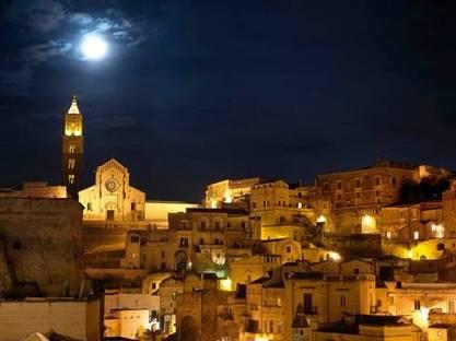 I Sassi di Matera: a world heritage site to live in.
