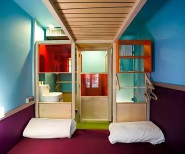 "Hi-matic, Paris by Matali Crasset: An ""eco-logical"" hotel."