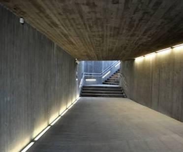 """""""Urban Nature"""": Holmenkollen Metro Station. Reiulf Ramstad Arkitekter"""