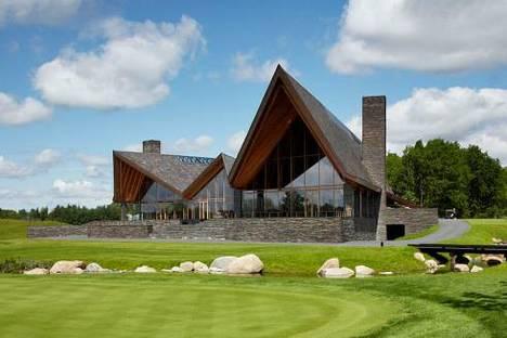 Scandinavian Golf Club. Henning Larsen Architects.
